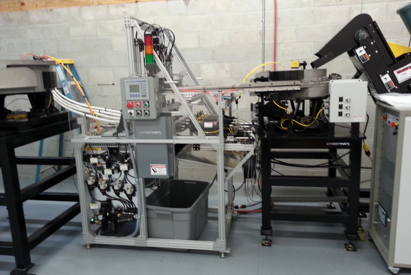 Multiple Caliber Polymer Case Assembly Machine (MPCAM)